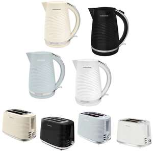 Morphy Richards Dune 108269 - 3000W / 1.5L Kettle - £20 Each Delivered - In Various Colours / Matching Toasters £20 @ AO