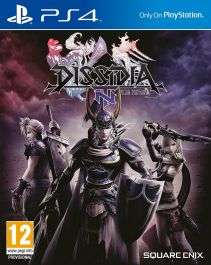 Dissidia Final Fantasy NT - PS4 £6.99 delivered @ Go2Games