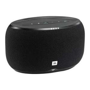JBL Link 300 Wireless Voice Controlled Speaker in Black £99.98 @ Scan