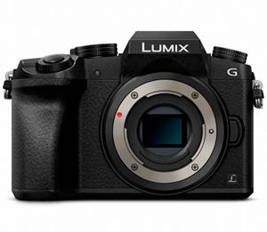 Panasonic Lumix DMC-G7 Mirrorless 16MP 4K Camera, Wi-Fi, OLED Viewfinder, Tilt Screen, Body Only - £319 Delivered @ Bristol Cameras