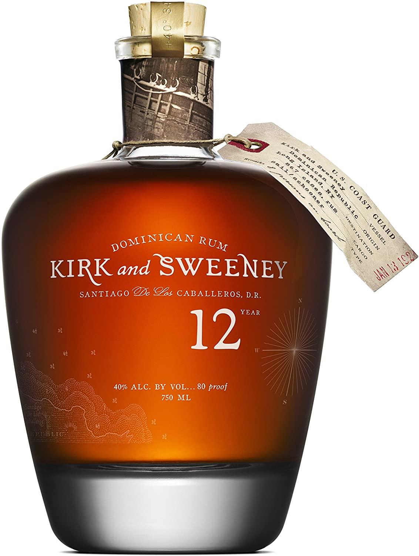 Kirk and Sweeny 12 yrs Rum £28 @ amazon