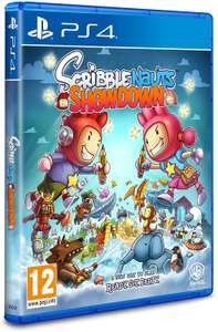 Scribblenauts Showdown (PS4) for £3.95 delivered @ The Game Collection