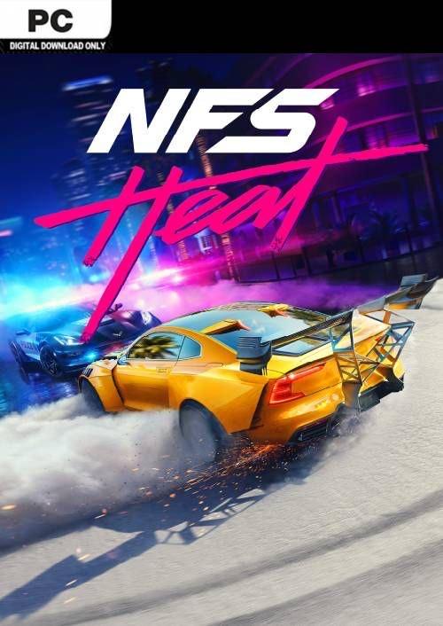 Need for Speed Heat (PC) £21.99 @ CDKeys