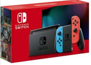 Nintendo Switch + Game from £299 @ GAME (£4.99 P&P) - E.G Minecraft