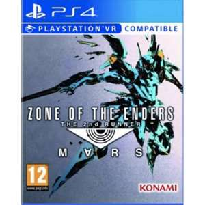 Zone of the Enders: The 2nd Runner [PS4] £5.95 @ The Game Collection