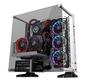 Thermaltake Core P3 Snow Edition Tempered Glass PC Case £136.49 delivered @ Scan