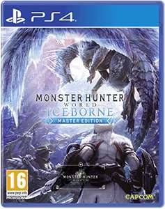 Monster Hunter World: Iceborne Master Edition (PS4 / Xbox One) £28.85 Delivered @ The Game Collection