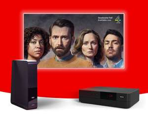 Virgin Fibre 108 mbps + Mixit TV + Talk Weekend Phone - £29.99pm for 12 months £75 bill credit +£35 set up - £319.88 (Poss £135 Quidco)