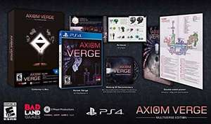 [PS4] Axiom Verge Multiverse Edition - £9.95 delivered @ The Game Collection