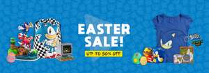 Sega store Easter sale! Up to 50% off