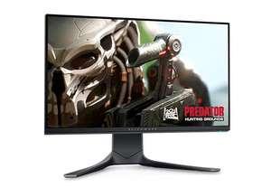 Dell Alienware AW2521HF 24.5″ Gaming Monitor with 240Hz IPS Panel £303.56 @ Dell Shop
