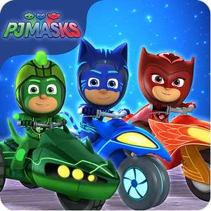 PJ Masks: Racing Heroes (Kids Racing Game on Android & iOS) Temporarily FREE on Google Play & Apple App Store