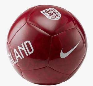 Nike England size 5 football £8.03 from Nike store (£4.50 P&P / Free With Account)