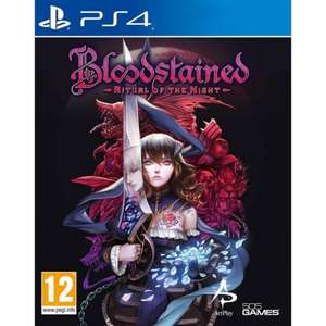 Bloodstained: Ritual Of The Night PS4 - £14.95 @ The Game Collection