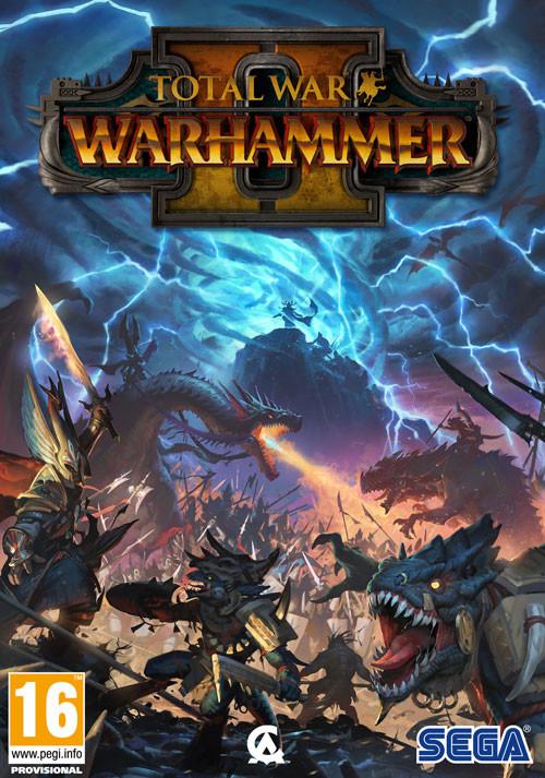 Total War: WARHAMMER II PC Steam £8.33 at Gamesplanet