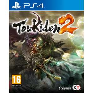 Toukiden 2 - PS4 - £5.95 delivered @ The Game Collection