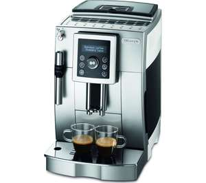 DELONGHI ECAM23.420 Bean to Cup Coffee Machine - Silver, Black & White - £299 Currys PC World