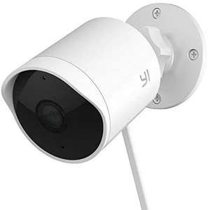 YI Outdoor IP Camera Wireless 1080P HD Home Security Camera Weatherproof Bullet Surveillance Camera £39.56 @ Sold by Seeverything UK and FBA