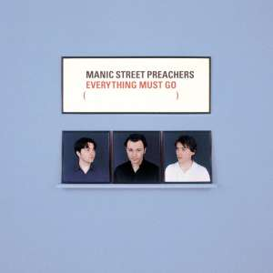 Everything Must Go 20th Anniversary Box Set - Manic Street Preachers CD £25.28 Amazon Germany