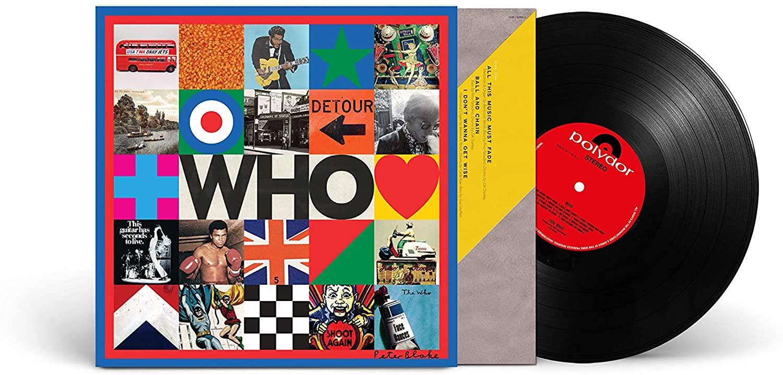 The Who - WHO (Vinyl) - £11.99 (Prime) £14.98 (Non Prime) @ Amazon