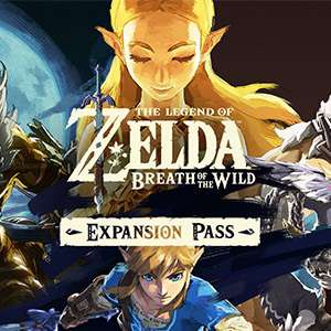 The Legend of Zelda: Breath of the Wild Expansion Pass DLC [ Nintendo Switch ] £12.59 @ Nintendo eShop £10.19 SA