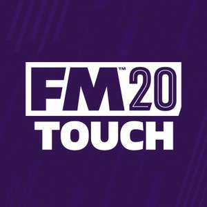 Football Manager 2020 Touch - Switch SA eShop - £13.51