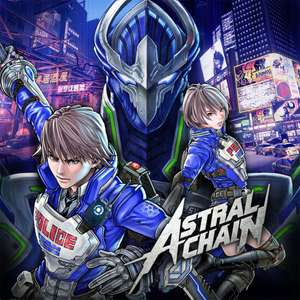 [Nintendo Switch] Astral Chain £33.29 @ Nintendo eShop (£27.75 South Africa)