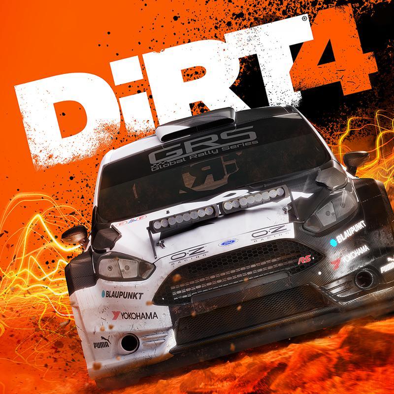 [Steam] DiRT 4 - £4.39 - CDKeys