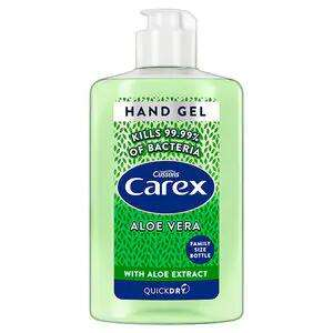 Carex hand sanitizer 300ml £3.49 @ Superdrug Castlepoint, Bournemouth