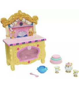 Disney Princess Belle Table Top Kitchen £6.99 free p&p from EBay Argos store