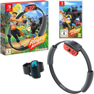 Ring Fit Adventure Nintendo Switch Game £74.98 Delivered @ GAME