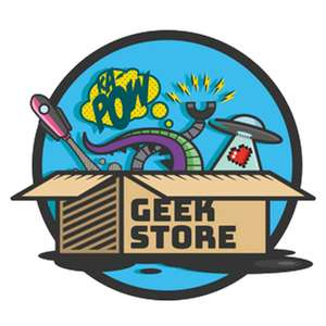 Up To 60% Off At Geekstore
