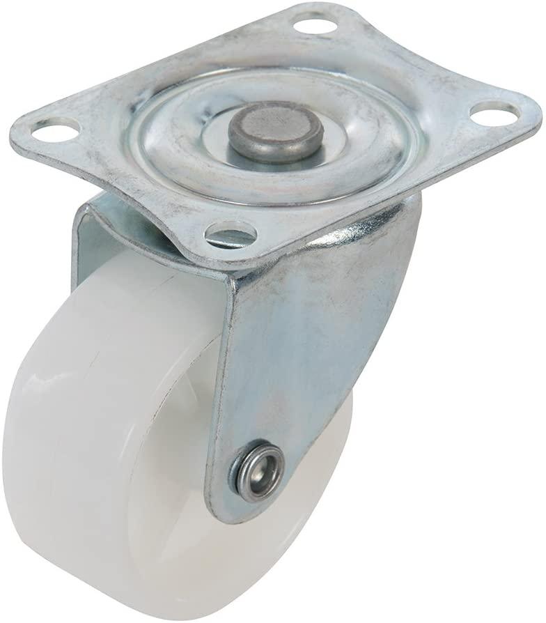 50mm 50kg castor wheel polypropylene £1.14 on Amazon Prime / +£4.49 non Prime