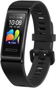 "Huawei Band 4 Pro Fitness Tracker 0.95"" AMOLED Touchscreen 24/7 Heart Rate + Sleep Monitor GPS Waterproof Black - £48.03 @ Amazon"