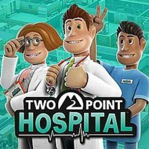 Two Point Hospital - £12.49 on Steam