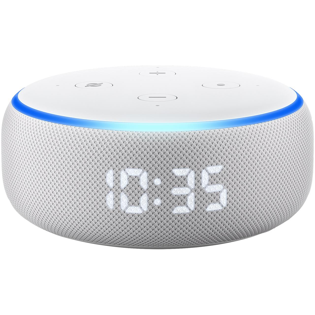 Amazon Echo Dot (3rd Gen) Smart Speaker with Clock with Alexa - Sandstone - £39 Delivered @ AO