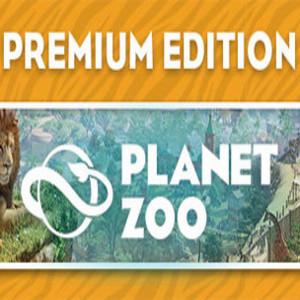 Planet Zoo Premium Edition £41.99 @ Steam