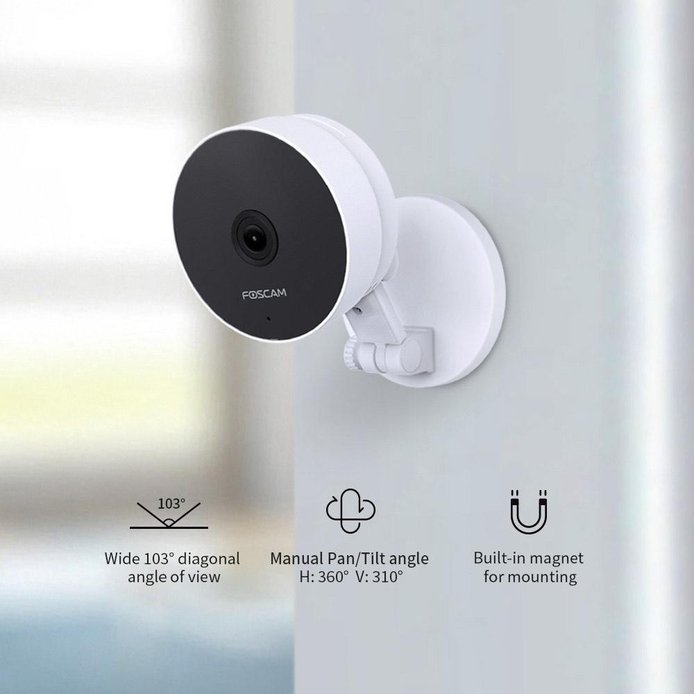 Foscam C2M Indoor FHD Smart Home Camera £29.99 @ Foscam UK