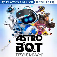 Astro Bot (PSVR) - £12.99 @ PSN store