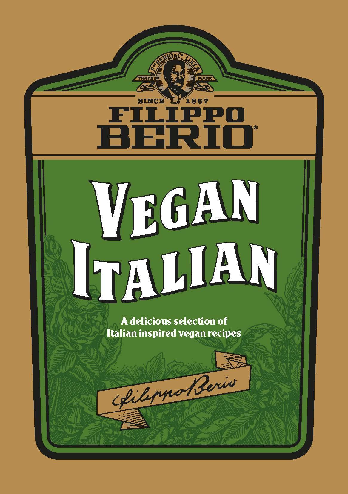Free Felippo Berio Recipe Booklets