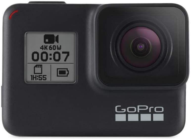 GoPro HERO7 Black 4K Action Camera + SanDisk Extreme 32GB micro SDHC - £219.99 @ GoPro