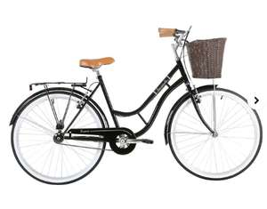 Barracuda ladies vintage shopper bike - £141.74 (With Code) @ JD Williams