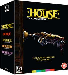 House - the Collection Blu-Ray £24.98 Delivered @ zavvi