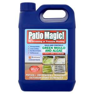 Brintons Patio Magic! 2.5L - £6 @ Morrisons (Min basket £40 + up to £5 delivery)