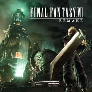 Final Fantasy VII Remake SHAREfactory Theme / Final Fantasy VII Remake Cloud Theme (PS Plus Required) Free @ Playstation Store