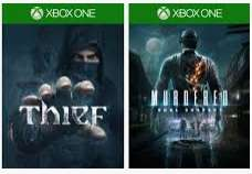 Murdered: Soul Suspect / Thief [Xbox One] £1.48 each @ Xbox Store Hungary