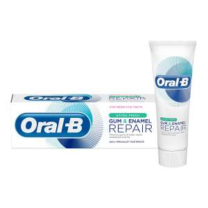 Oral B Gum & Enamel Toothpaste 1/2 Price On All Varieties £2.50 + £3.50 delivery @ Boots