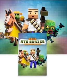 8-Bit RTS Series - Complete Collection £1.70 @ Xbox Store Hungary