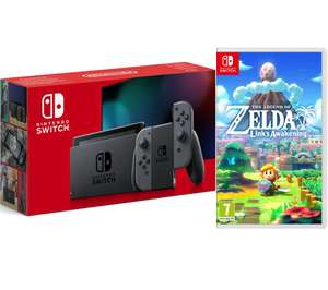 Nintendo Switch with Link's Awakening for £299 Currys