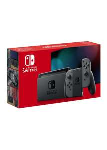 Nintendo Switch Grey back in stock @ Curry's £279